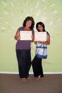 Anna & Marcia Reiki Level I Training