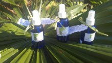 Energy Balancing Aroma Sprays infused with crystals and Reiki